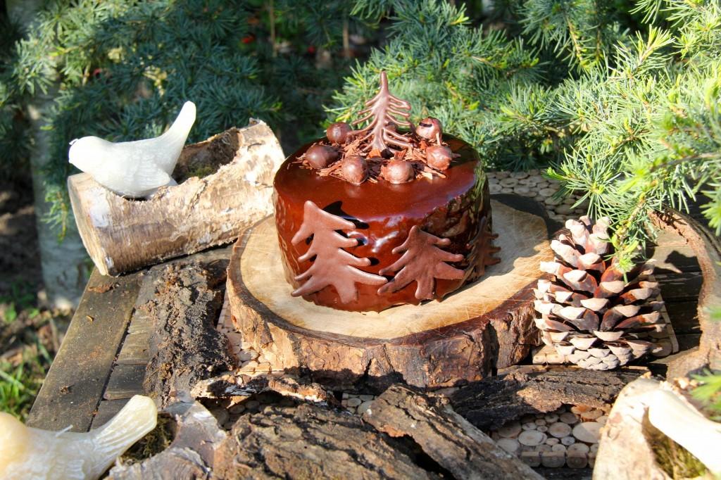 Gâteaux à Thèmes Forêt-Noire