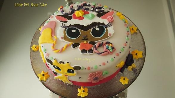 Gâteau à thèmes