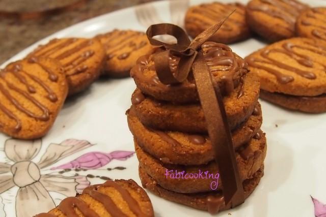 Granolas au chocolat