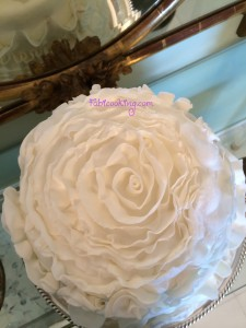 Wedding cake haut