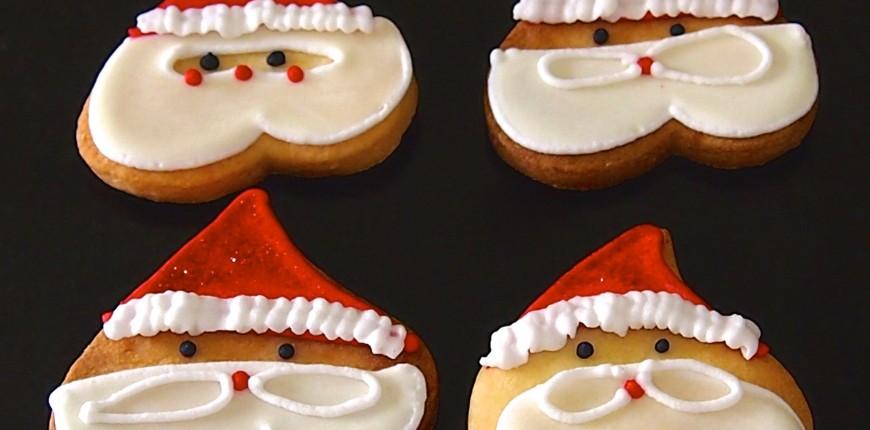Cookies de Noël ou biscuits de Nöel