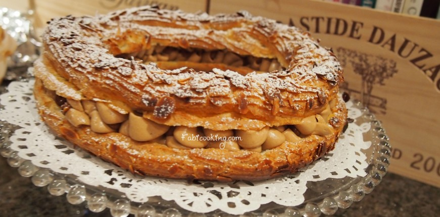 Paris Brest de Conticini…the best!