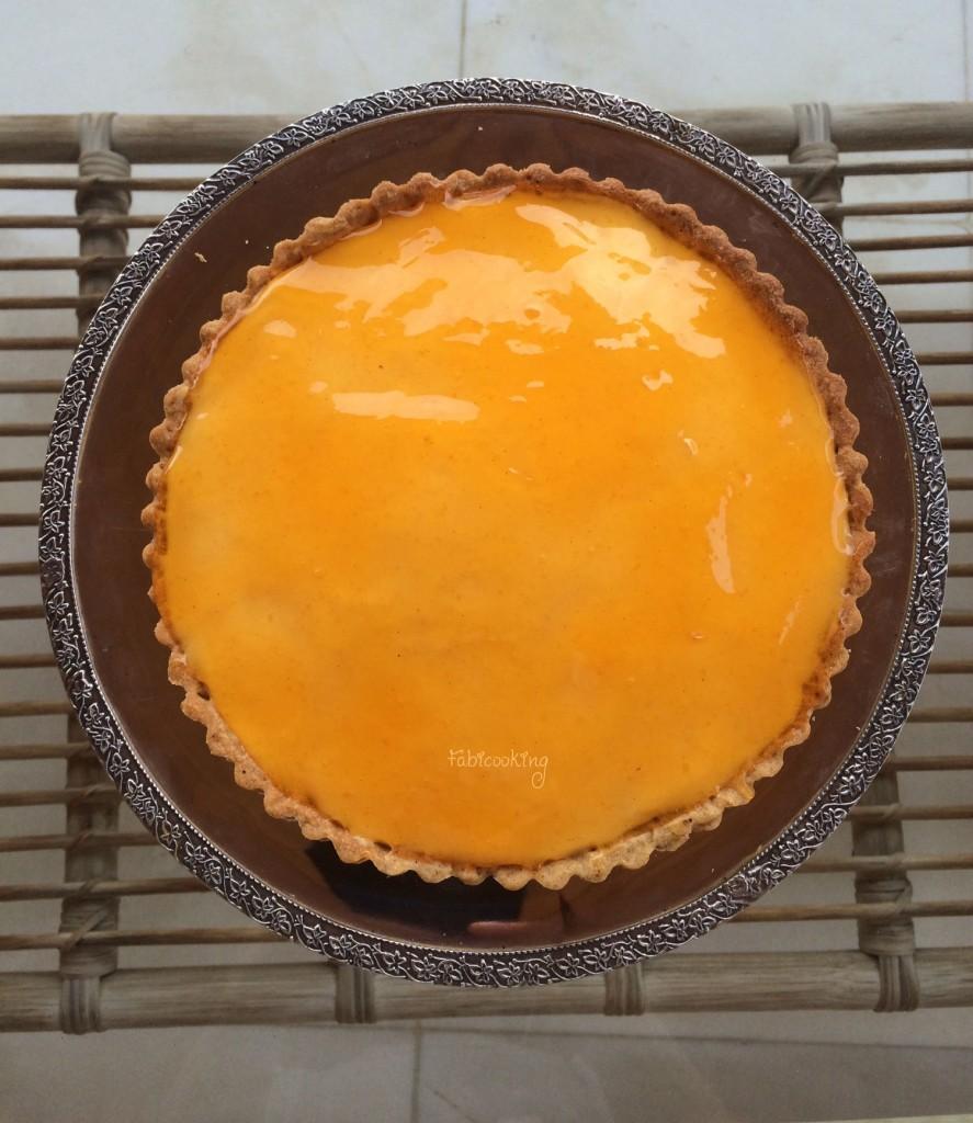 Tarte-orange