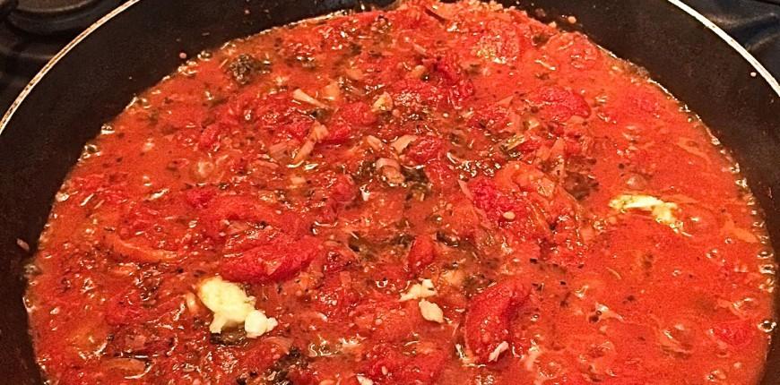 Marinara sauce ou sauce tomate