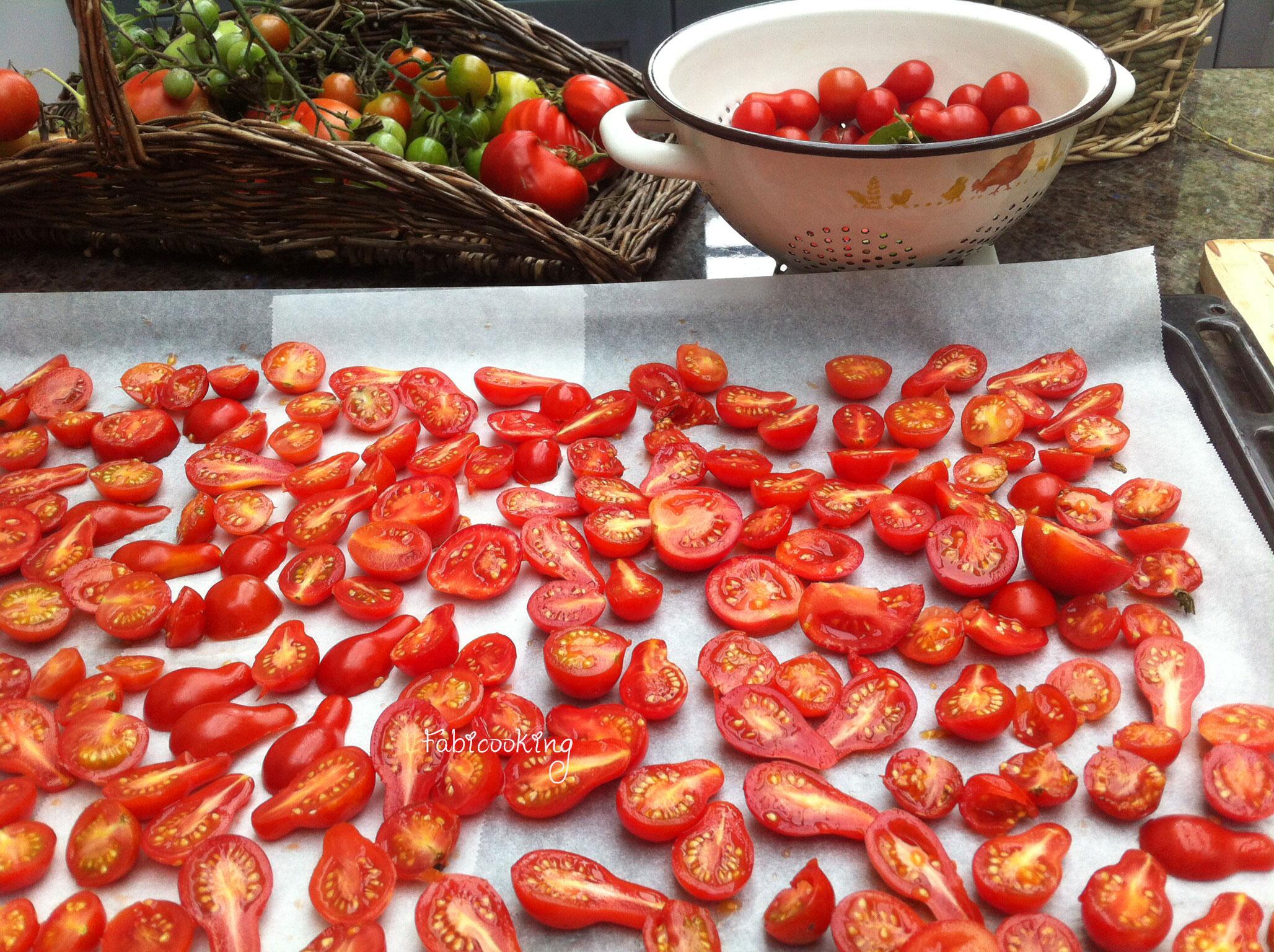 Tomates s ch es fabicooking - Quand repiquer les tomates ...