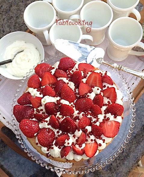 Tarte-fraises-comme-un-gateau