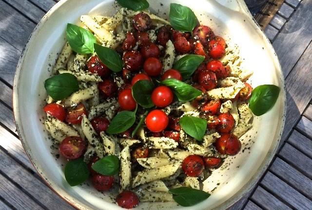 Salade de pâtes à la Ricotta
