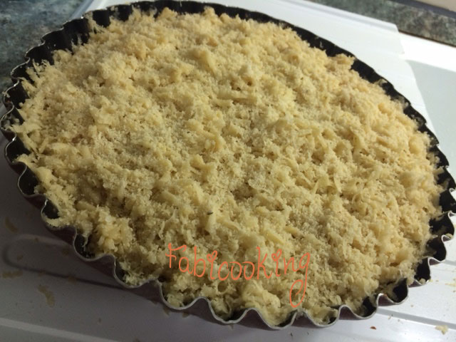 Cheesecake-abricot-crumble