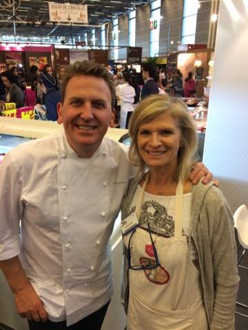 Christpphe Felder et Fabienne Le Meilleur Pâtissier s3 Fabicooking