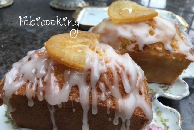 Cake au citron comme chez Ladurée