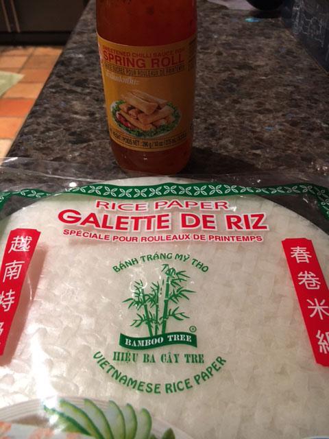 Galettes-de-riz