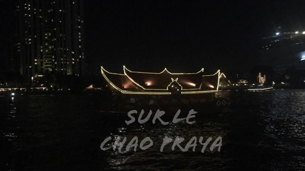 Chao Praya-  Thaïlande