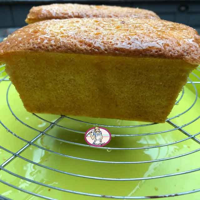 Cake au citron de Christophe Bacquié