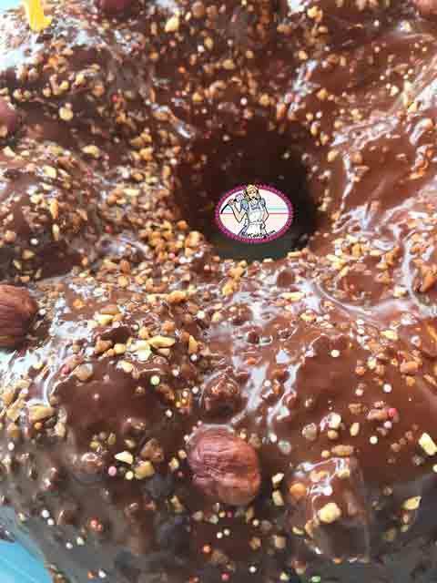 Le g teau marbr chocolat vanille de cyril lignac - Le robot cyril lignac ...