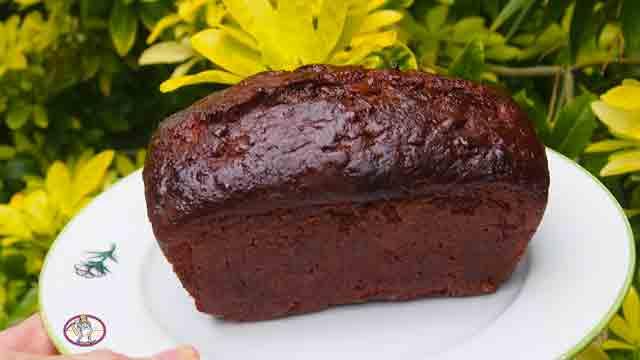 Le cake chocolat banane de vos rêves