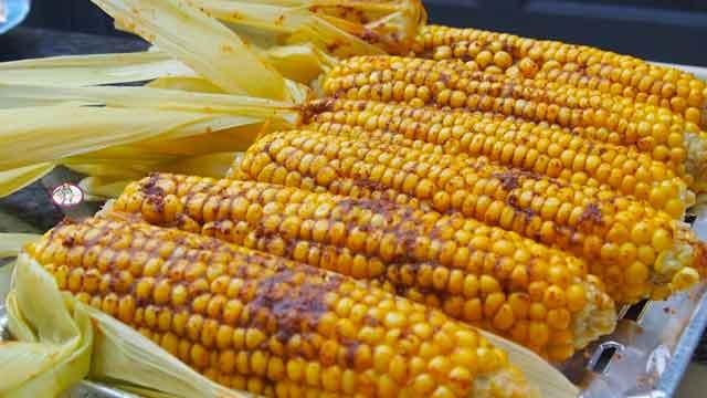 Maïs à la Mexicaine
