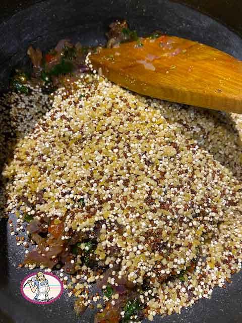 Butternut Farcie au quinoa