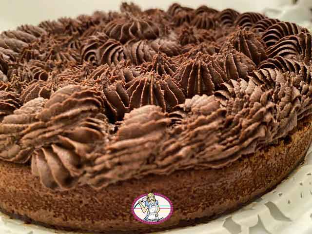 Gâteau vegan au chocolat