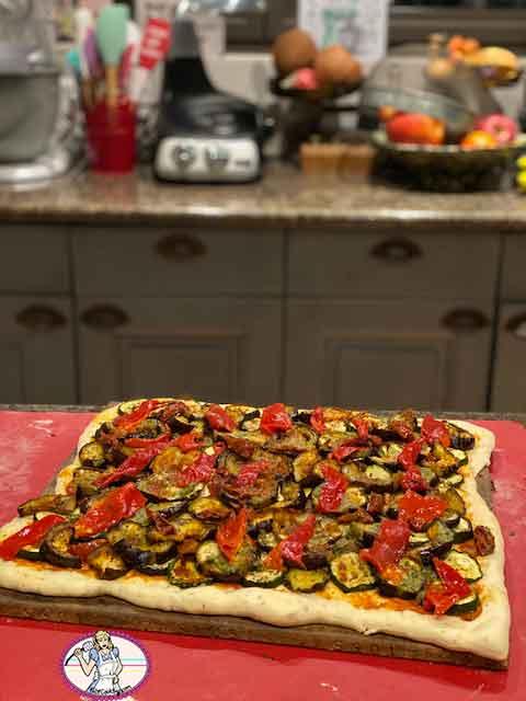 Pâte à pizza ultra rapide