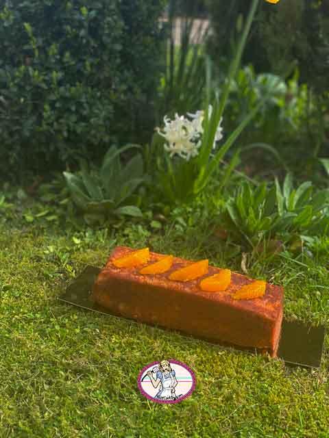 Cake à l'orange de Felder