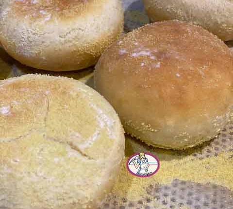 English Muffins vegan ou pas