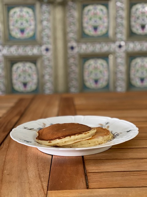 La meilleure recette de pancakes. Fabicooking