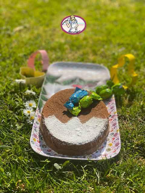 Le gâteau au chocolat classique de F. bau