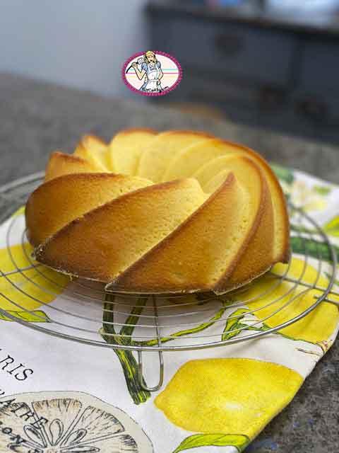 Bundt cake aux 3 agrumes