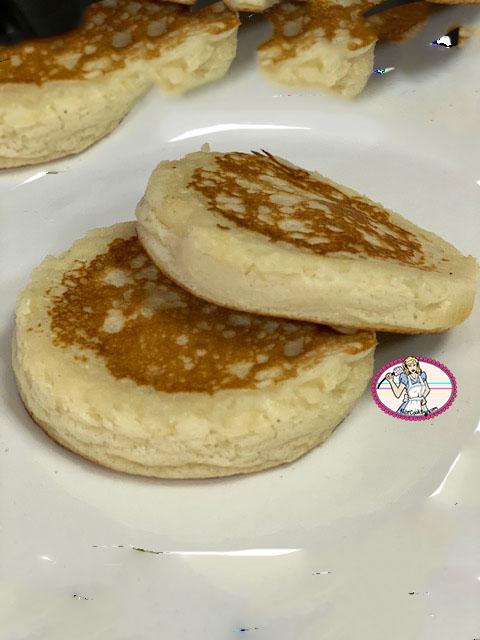 Pancakes japonais ou Fluffy pancakes