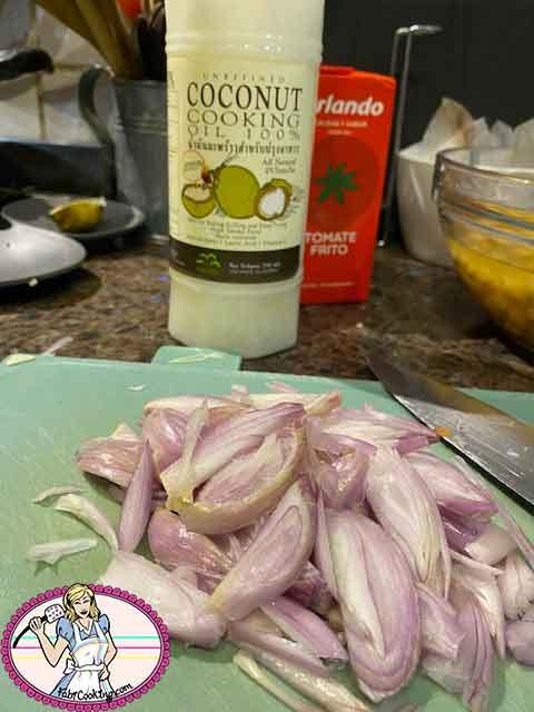 Curry de pois chiches et lentilles corail