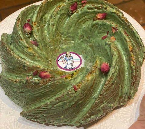 Le Bundt cake ultime à la pistache