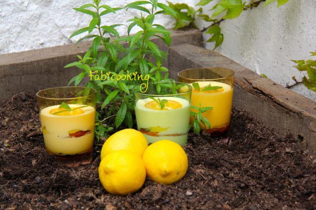 Tiramisu verveine citron