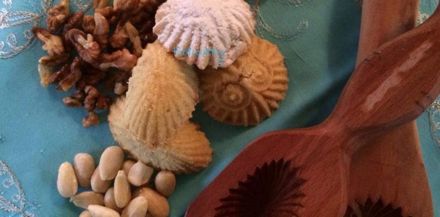 Maamoul Libanais aux noix