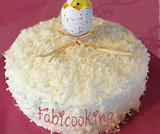 Meilleure recette de gâteau à la noix de coco