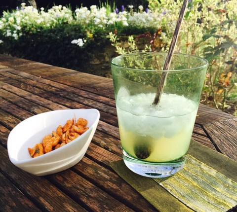 Mojito gingembre citronnelle ou Thaïjito