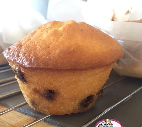 Cupcake vanille aux pépites de chocolat ou smarties