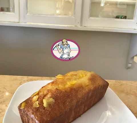 Cake au citron et huile d'olive de Christophe Bacquié