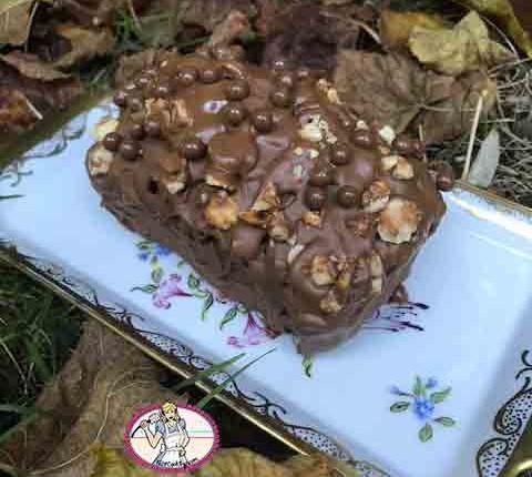 Cake chocolat gianduja