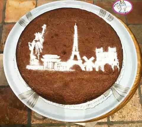 Reine de Saba, le gâteau au chocolat