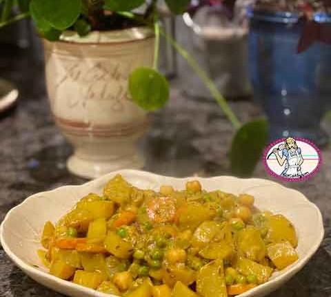 Masala de légumes