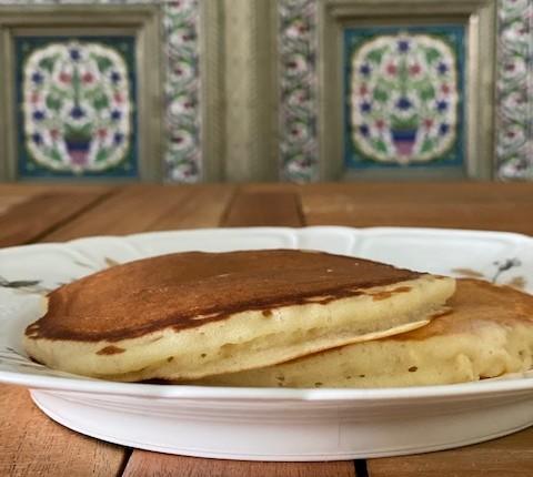 La meilleure recette de Pancakes