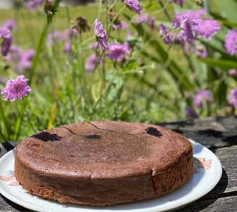 Le gâteau au chocolat d'après Suzy Palatin