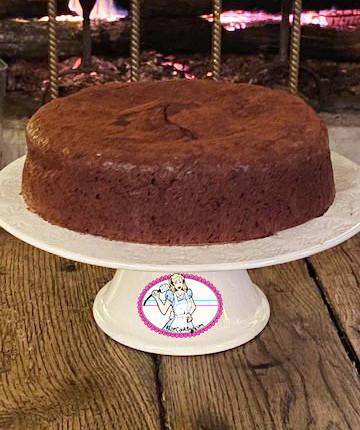 Le gâteau au chocolat du dimanche