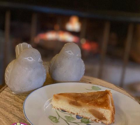 Gâteau Lorrain aux poires