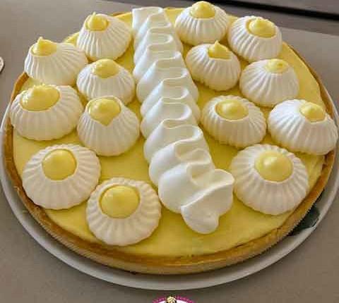 La tarte au citron de François Perret