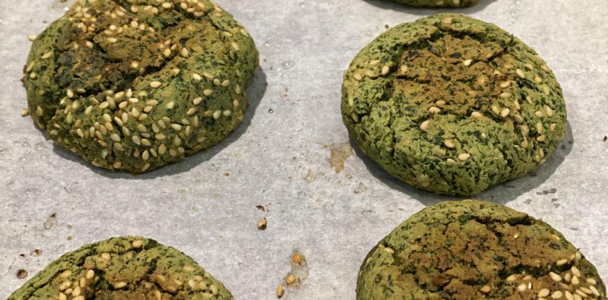 Falafels au chou kale: ils ont tout bon